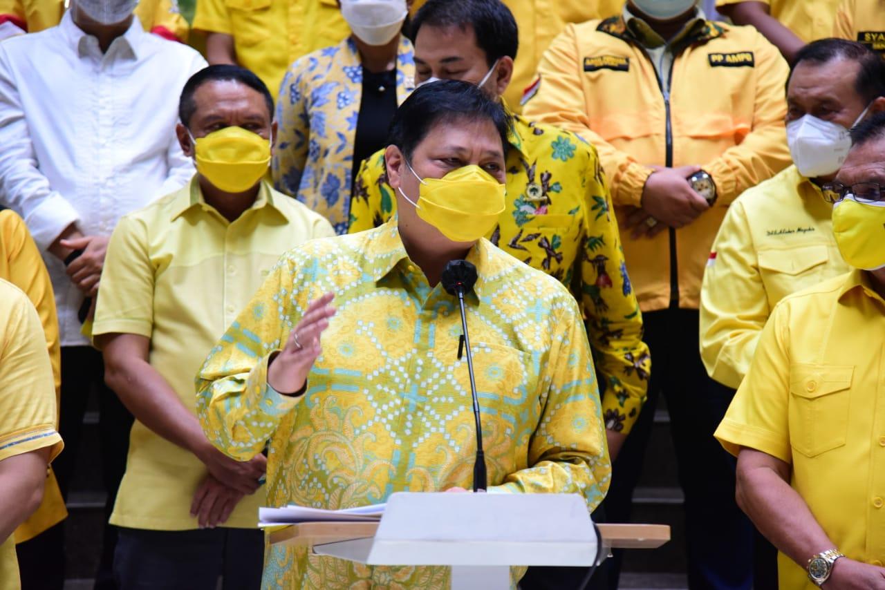 Ketua Golkar Indramayu, Syaefudin: Airlangga Figur Pemimpin Yang Banyak Bekerja Sedikit Bicara
