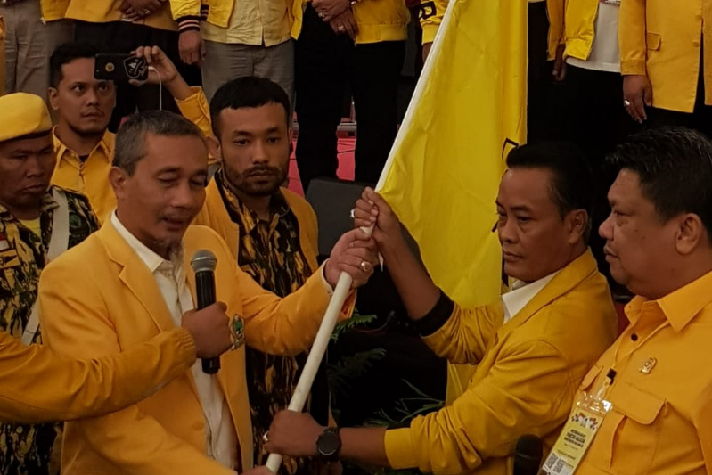 Diganti Irham Buana Nasution, Yasir Ridho Lubis Dicopot Dari Jabatan Wakil Ketua DPRD Sumut