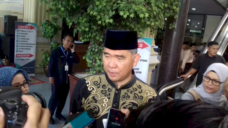 Meski Tak Diusung Golkar, Syarif Pasha Ngotot Terus Maju di Pilgub Jambi 2020