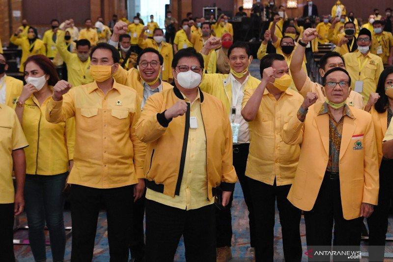 Targetkan 60 Persen Kemenangan di Pilkada, Golkar Gelar Bimtek Untuk Para Pimpinan DPRD