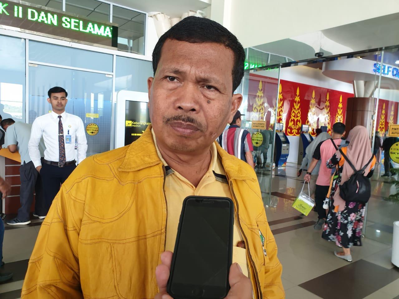 Musda Mendadak Ditunda, Pengurus Golkar Riau Terbang Ke Jakarta