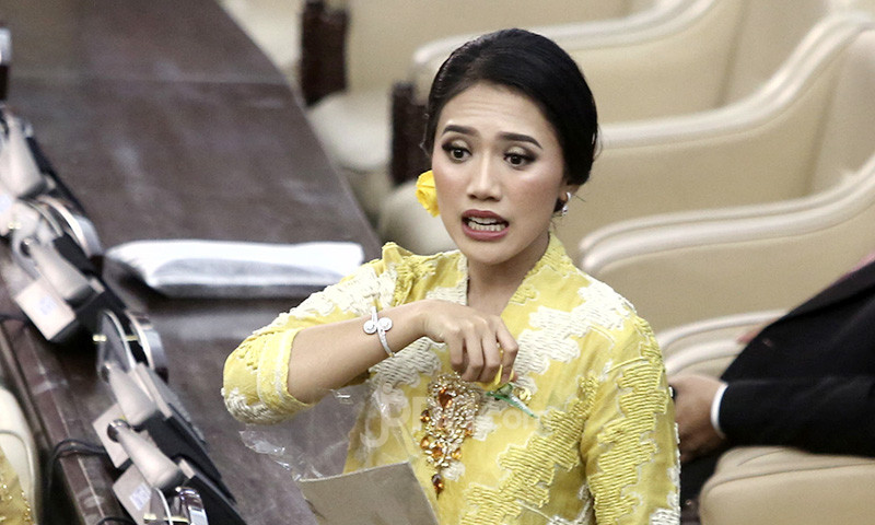 Puteri Komarudin Nilai UMKM Pilar Penting Pemulihan Ekonomi RI Pasca Pandemi