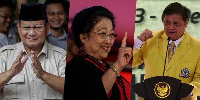 Akankah Airlangga Mengalah Demi Koalisi Gajah PDIP-Gerindra-Golkar di Pemilu 2024?