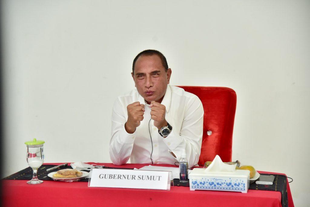 Gubernur Edy Rahmayadi Ajak Kader AMPI Bergandengan Tangan Bersama Bangun Sumut