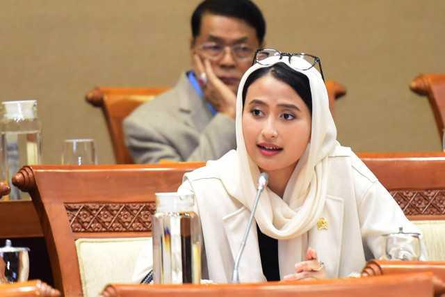 Dyah Roro Esti Nilai Tingkat Keterwakilan Kaum Muda Di Parlemen Masih Belum Optimal