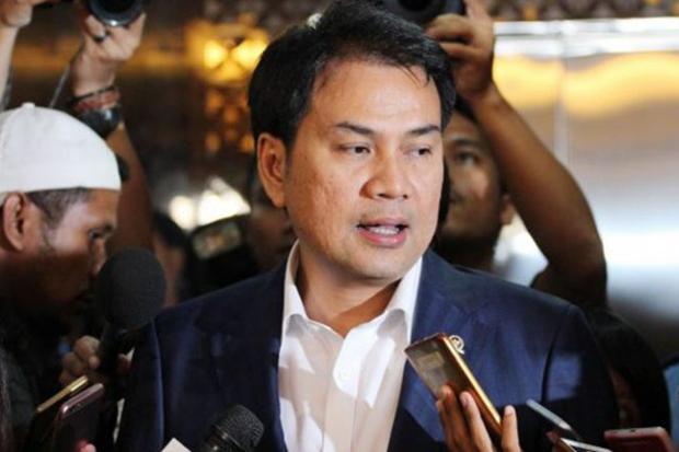 Soal Azis Syamsuddin, Wakil Ketua Golkar Jambi, Supardiono: Kedepankan Asas Praduga Tak Bersalah