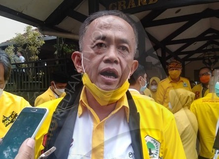 Ade Barkah Surahman Usulkan Insentif Bagi Warga Jawa Barat Positif Terpapar COVID-19