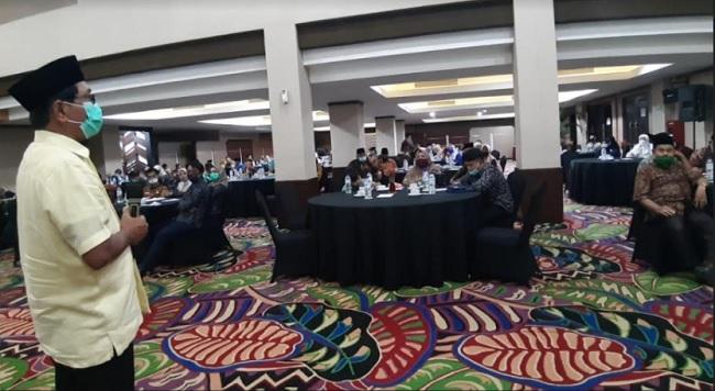 Dikelola Amanah dan Independen, John Kenedy Azis Bantah Dana Haji Dipakai Bangun Infrastruktur