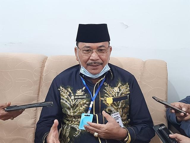 Benarkah Ketua Golkar Kabupaten/ Kota se-Kalsel Bakal Diganti? Ini Penjelasan Supian HK