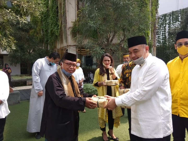 Golkar DKI Jakarta Potong 80 Sapi dan 30 Kambing Untuk Idul Adha1441 H