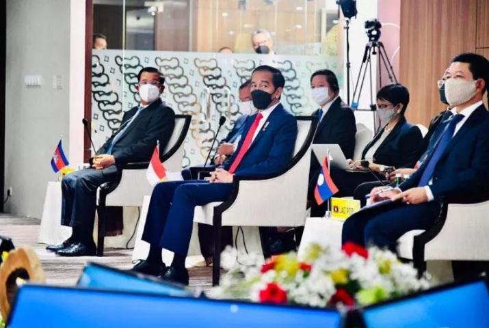 Selesaikan Krisis Politik Myanmar, Christina Aryani Dorong Implementasi 5 Konsensus Pemimpin ASEAN