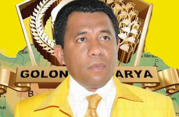 Hambat Penetapan Ketua DPRD Buru, Golkar Maluku Bakal Beri Sanksi Ramly Umasugi