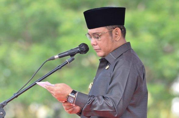Wakili Golkar Bekasi, Ade Syukron Hanas Apresiasi Setahun Kinerja Bupati Eka Supria Atmaja