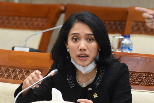 Puteri Komarudin Minta Anggota BSBI Terpilih Perkuat Pengawasan Terhadap Bank Indonesia