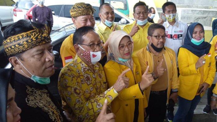 Akbar Tanjung Optimis Kurnia Agustina Bisa Menangi Pilkada Kabupaten Bandung