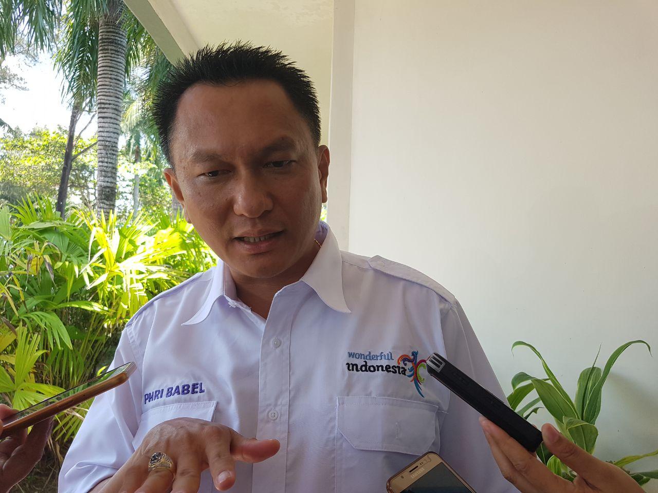 Bambang Patijaya Minta Pemerintah Tingkatkan Produksi Masker dan Hand Sanitizer