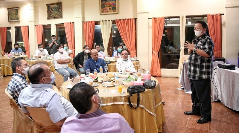 Gandeng Rachmad Darmawan, Arinal Djunaidi Bakal Jadikan Lampung Lumbung Prestasi Bola Nasional