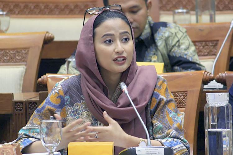 Realisasi EBT Di Indonesia, Dyah Roro Esti Apresiasi Proyek Pengembangan PLTP Patuha