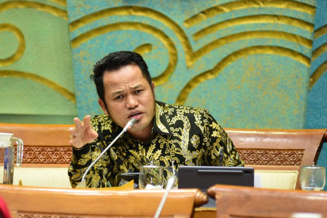 Rudy Mas'ud Minta Semangat Revisi UU ITE Harus Kedepankan Rasa Keadilan