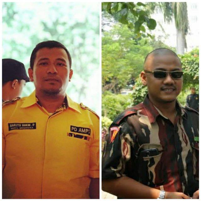 Dua Kader Muda Golkar Berebut Dukungan Rebut Kursi Ketua KNPI Kota Bekasi