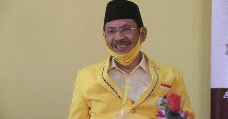 Gantikan Suci Sugiarti, Om Jhon Terpilih Aklamasi Pimpin Golkar Ngawi