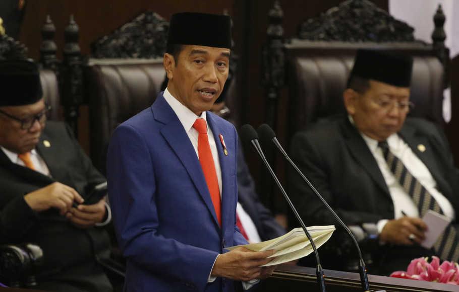 Melchias Mekeng Yakin Jokowi Susun Kabinet Berdasar Kapasitas dan Kualitas