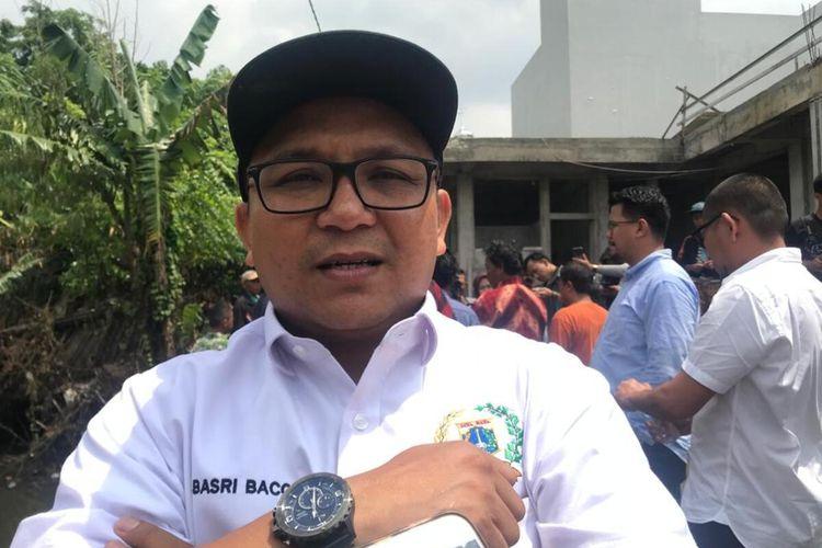 Positif Terpapar COVID-19, Ketua Fraksi Golkar DPRD DKI Basri Baco Dirawat di RSUD Tarakan
