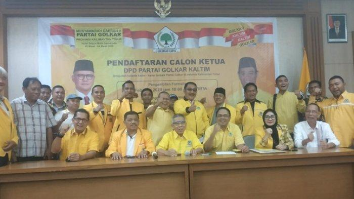 DPP Dukung Rudy Mas'ud Makmur HAPK Tetap Ngotot, Musda Kaltim Kembali Molor