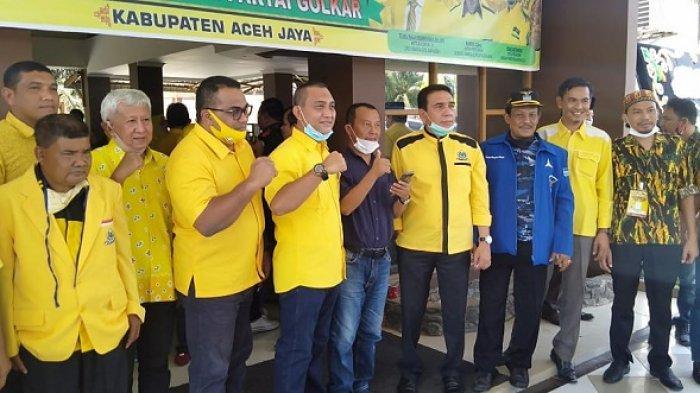 Terpilih Pimpin Golkar Aceh Jaya, Teuku Asrizal Siap Lepas Kursi Wakil Ketua DPRK Untuk Maju Pilkada