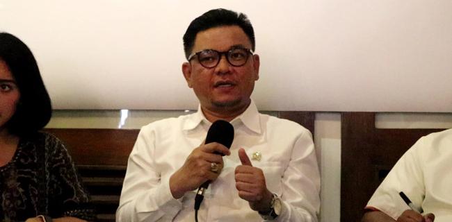 Ace Hasan Akui Komunikasi Publik Di Lingkungan Istana Perlu Dibenahi