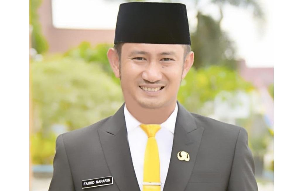 HUT Ke-56, Ini Doa Walikota Palangkaraya Fairid Naparin Untuk Partai Golkar