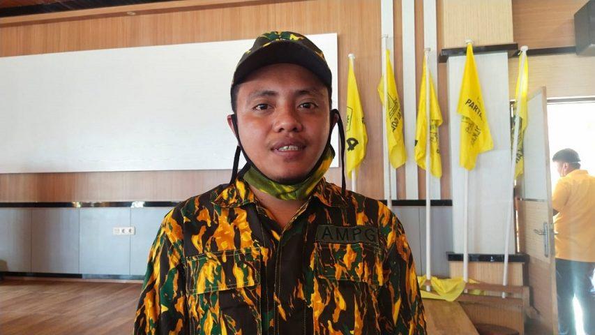 Dipimpin Putra Ketua DPRD Wakatobi, Bupati Arhawi Minta AMPG Tetap Beri Kritik Membangun