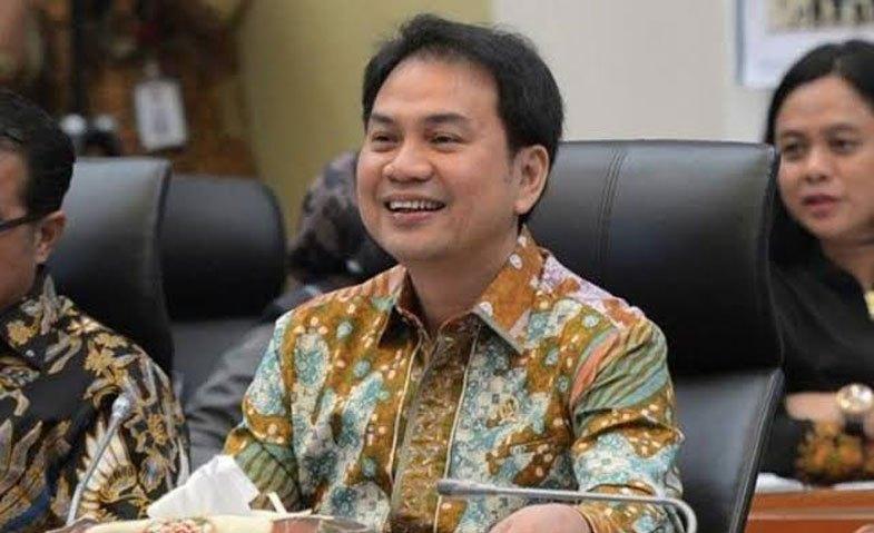 Azis Syamsuddin Pastikan WNI Dari Wuhan Tak Ganggu Kesehatan Warga Natuna