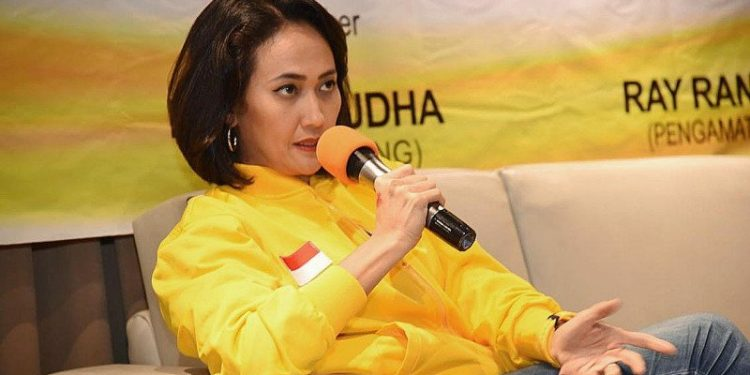 Christina Aryani Apresiasi Penanganan Wabah Corona Melibatkan TNI