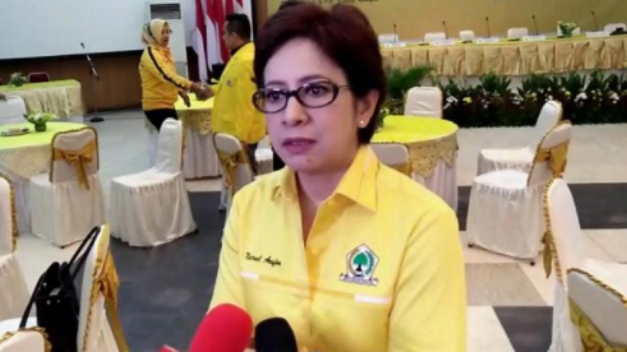 Nurul Arifin Ingatkan Kader Golkar Waspadai Pembusukan Dari Internal Partai