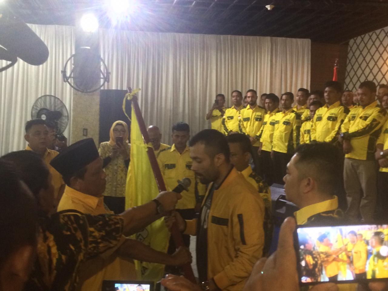 HUT Ke-18, Agung Satria Sitepu Siap Bawa AMPG Jadi Garda Terdepan Rangkul Kaum Milenial