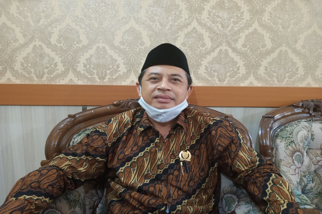 Kelik Susilo Ardani Pastikan Golkar Purworejo Menangkan Agus Bastian-Yuli Hastuti 60 Persen Suara