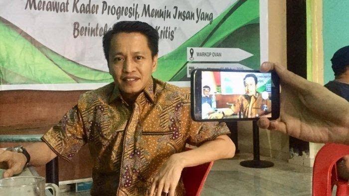 Jamaluddin Syamsir Optimis Kendarai Golkar di Pilkada Bulukumba 2020