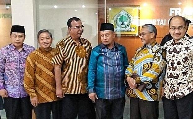 Fraksi Golkar Akhirnya Terima Para Cawagub DKI Asal PKS Dengan Tangan Terbuka