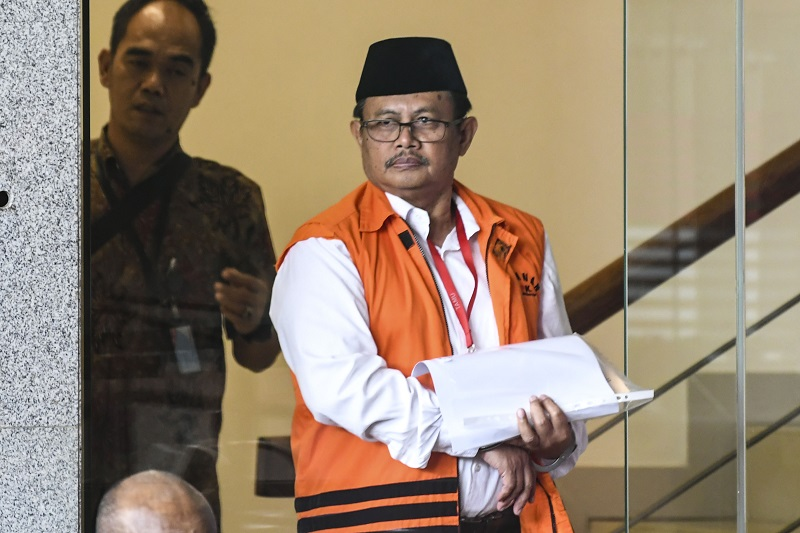 Terkait Kasus Korupsi Proyek Bupati Indramayu, Golkar Jabar Tegas Pecat Abdul Rozak Muslim