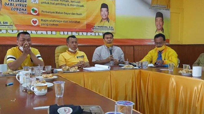 Golkar Bandar Lampung Bakal Gelar Musda ke-10 15 Juli 2020 Mendatang