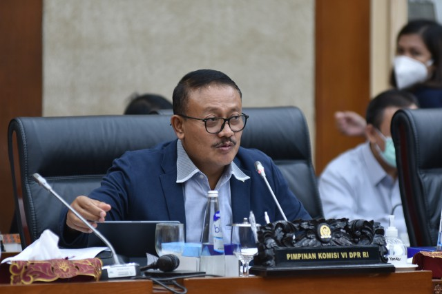 Gde Sumarjaya Linggih Minta Erick Thohir dan Jajarannya Jaga BUMN Asuransi Tetap Good Governance