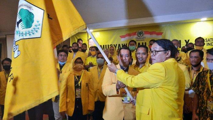 Terpilih Pimpin Golkar Kota Yogyakarta, Agus Mulyono Siap Dongkrak Kursi Golkar di DPRD
