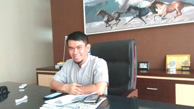 Endria Putra Ketua Panitia Musda, Pemilihan Ketua Baru Golkar Jambi Digelar Akhir Februari 2020