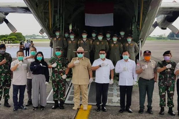 Meutya Hafid Tegaskan Kawal Kemhan dan TNI Terkait Bantuan Alkes China Hadapi Corona