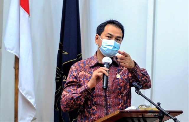 Azis Syamsuddin: APBN Bisa Hemat Rp.225 Triliun Jika Mampu Optimalkan Produk Dalam Negeri