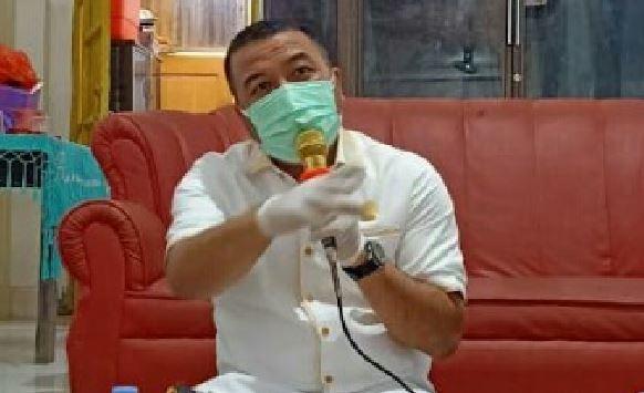 Aksan Jaya Putra Imbau Warga Sultra Patuhi Protokol Kesehatan COVID-19