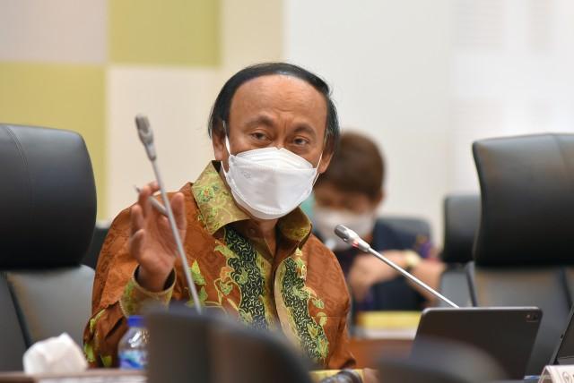 Muhidin M Said Minta Anggaran Pendidikan Tahun 2022 Rp.541,7 Triliun Fokus Tingkatkan Kualitas SDM