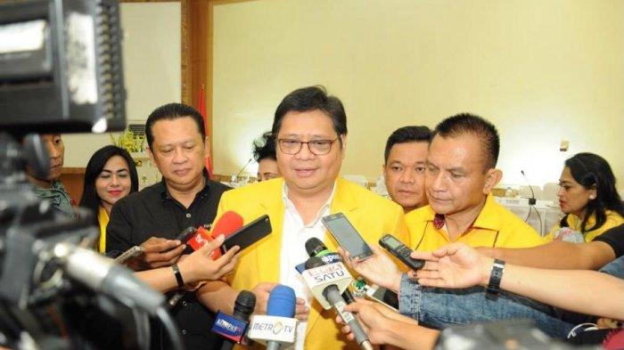Elektabilitas Golkar Di Bawah PDIP dan Gerindra, Ace Hasan: Bagi Kami Sebetulnya Masih Oke