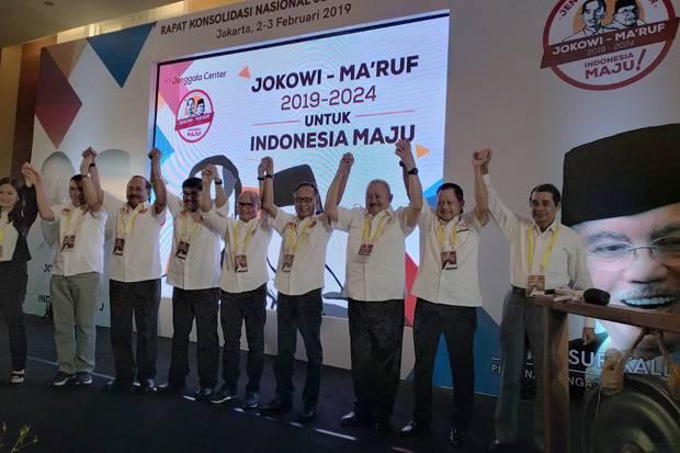 Jenggala Center Klaim Jusuf Kalla 100 Persen Dukung Jokowi